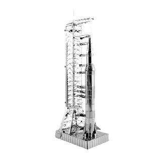 APOLLO SATURN V METAL EARTH 2 SHEET MODEL