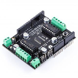 MOTOR AND SERVO SHIELD SUPPORTS 2SERVO+2STEPPER MOTORS