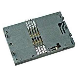 SMART CARD SOCKET 8PIN N/C ISO 