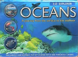 3-D EXPLORER OCEANS 5 POP-UP SCENES