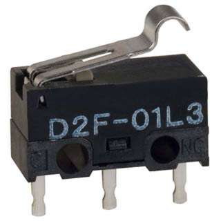 MICRO SWITCH 1P2T NO/NC 20X10MM 