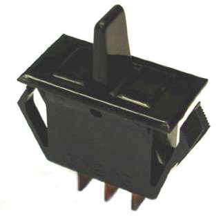 PADDLE SWITCH 1P2T 10A ON-OFF-ON 125VAC QT 14X30MM BLK
