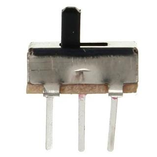 SLIDE SWITCH 1P2T ON-ON PCST 0.5A@50VDC