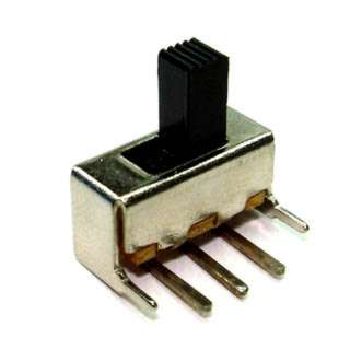 SLIDE SWITCH 1P2T ON-ON PCRA 2LS 13X5MM