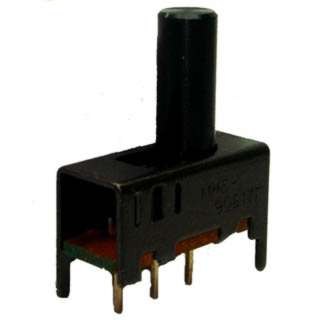 SLIDE SWITCH 1P2T ON-ON PCST 3.5LS 16X7MM