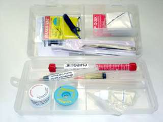 SOLDER/DESOLDER REWORK KIT 