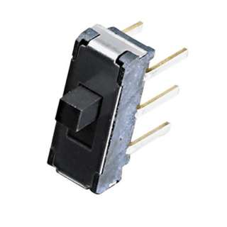 SLIDE SWITCH 2P2T ON-NONE-ON PCST 9X3.5MM