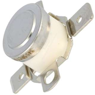 THERMOSTAT NC OPEN AT 29C(85F) CLOSE AT 13C(55F) 15A 120VAC