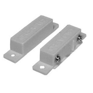 MAGNETIC SWITCH NO SCREW WHITE 