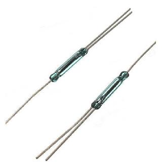 REED SWITCH 1P2T NO/NC 2X13MM GLASS AXIAL LEAD 0.5A@200V