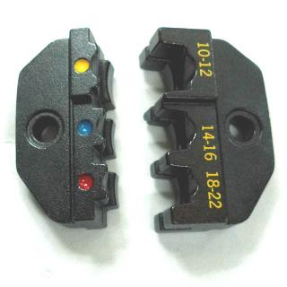 CRIMPER DIE FOR 10-22AWG QUICK CHANGE FOR SKU# 250233