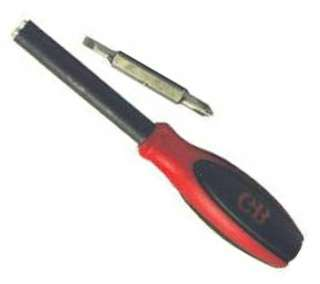 SCREWDRIVER REVERSIBLE BIT PHILIPS/SLOT INSULATED 7.5IN