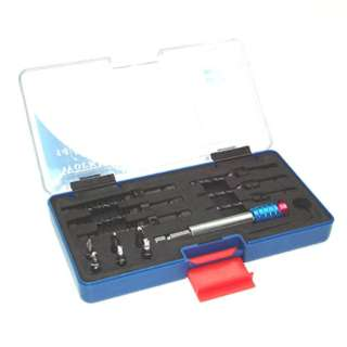 SCREWDRIVER MULTIBIT 14PC/SET 