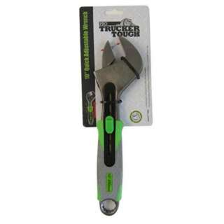 WRENCH ADJUSTABLE 10IN MAX 1.1IN WIDE JAW