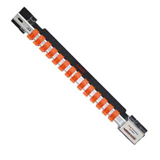 SOCKET RAIL 1/4INCH 