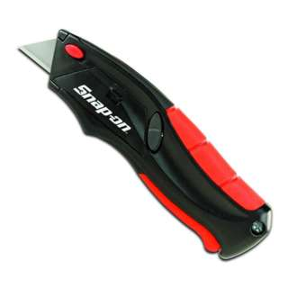 KNIFE UTILITY W/6 BLADES SQUEEZE LEVER TO EXTEND KNIFE