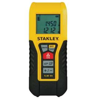 LASER DISTANCE MEASURER 100FT RANGE ACCURACY 0.09INCH