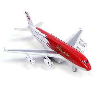 JUMBO JET PULLBACK ASSORTED COLOURS