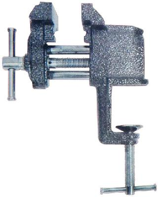 VISE 2.25IN MAX OPENING 3IN JAW WIDTH CLAMP-ON BASE