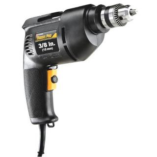 DRILL CORDED 120V 3.2A 3/8IN CHUCK 0-3000RPM VARIABLE SPEED