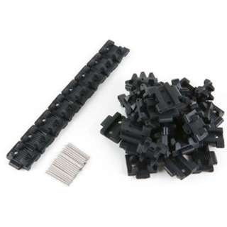 TANK TRACK SET WITH AXLE SET INCLUDES 40TANK TRACKS/AXELS