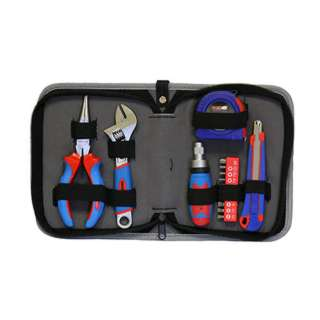 TOOL SET IN POUCH