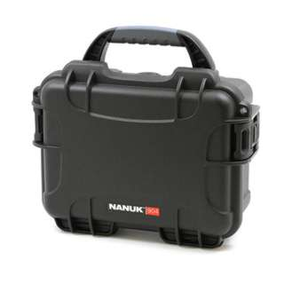 TOOL CASE 10.2X7.9X4.5IN PLASTIC BLACK WATERPROOF