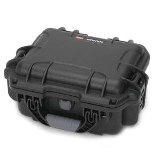 TOOL CASE EMPTY 12.5X10.1X6IN PLASTIC BLACK WATERPROOF