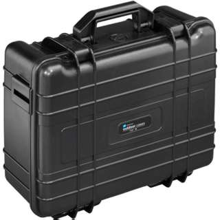 TOOL CASE 16X12.75X6.5 PLASTIC OUTDOOR BLACK WITH COMPLETE FOAM
