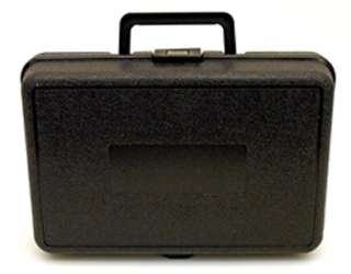 TOOL CASE EMPTY 15X11X4.3IN PLAS FOAM-FILLED CASE BLACK