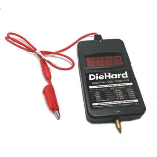 BATTERY TESTER WITH LED DISPLAY RANGE 4 TO 19.99V