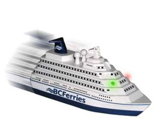 BC FERRIES PULLBACK SHIP 