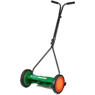 LAWN MOWER 16IN MANUAL WALK BEHIND PUSH REEL