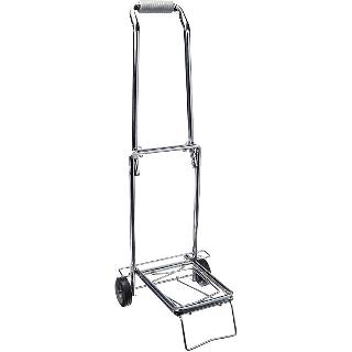 LUGGAGE CART FOLDING 150LB SIZE OPEN 14X14X35IN