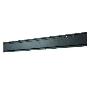 STORAGE SYSTEM STEEL RAIL 48IN 
