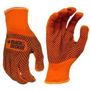 GLOVES ANTI-SLIP KNITTED XLARGE 
