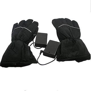 GLOVES HEATED UNIVERSAL SIZE REQUIRES 4AA BATTERY/GLOVE