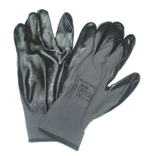 GLOVES NITRILE XLARGE GRY GREAT DEXTERITY OIL RESISTANT
