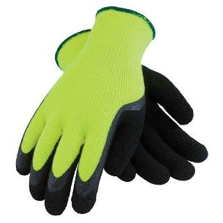 GLOVES LATEX MEDIUM 
