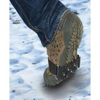 SHOE GRIPPER FOR ICE & SNOW 