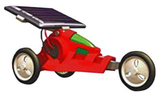 SOLAR RACER CAR SUN POWERED VEHICLE