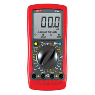 MULTIMETER DIGITAL 20A CAPACITANCE DIODE/HFE/DATA HOLD