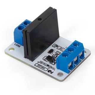 RELAY MODULE 1 CHANNEL SOLID STATE