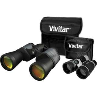 BINOCULAR 8X50 & 4X30 SET WITH CARRYING CASES