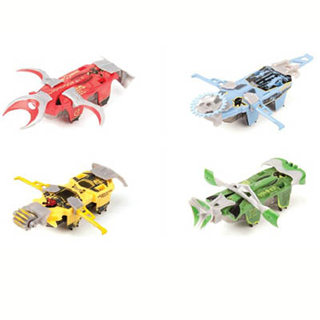 HEXBUG WARRIORS BATTLING ROBOT ASSORTED COLOURS AND STYLES