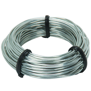 STEEL WIRE 18AWG 25FT 