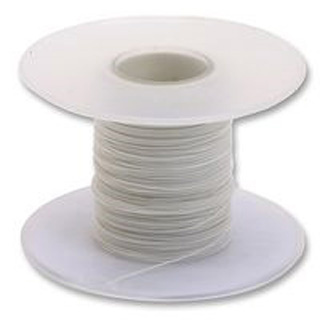 WW WIRE 30AWG SOLID 50FT WHITE 