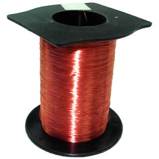 MAGNET WIRE 38AWG 0.10MM 131GR 6067FT APPROX.