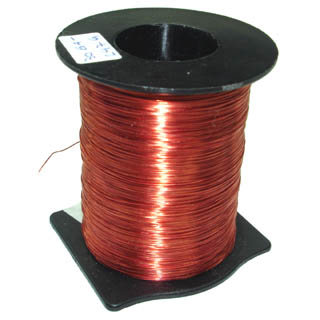 MAGNET WIRE 30AWG 0.26MM 247GR 1775FT APPROX.