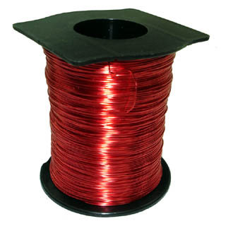 MAGNET WIRE 26AWG 0.40MM 246GR 707FT APPROX.